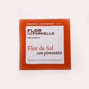 sal con pimentón (fornells)